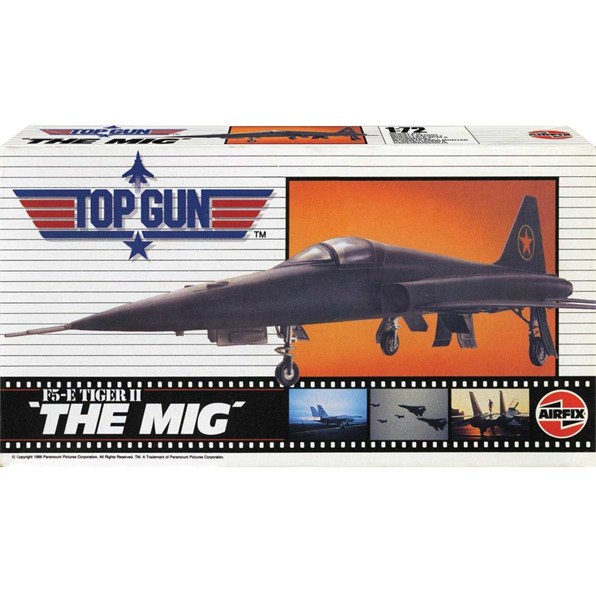 Top Gun F5-E Tiger II 'The Mig'