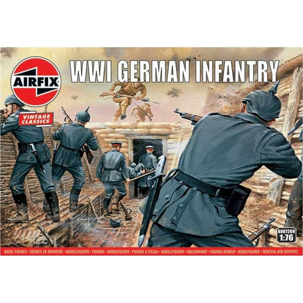 WWI German Infantry 'Vintage Classics'