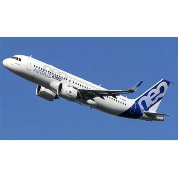 Airbus A320-200NEO House Colour F-WNEO with Stand
