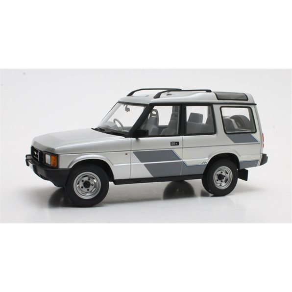 Land-Rover Discovery MK1 silver '89