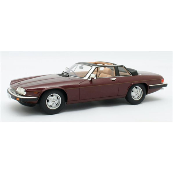 Jaguar XJ-SC Red Metallic 1983