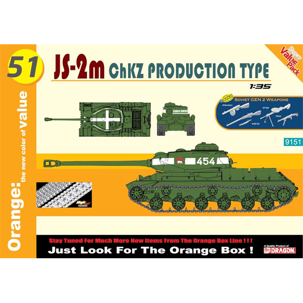 JS-2m ChKZ PRODUCTION TYPE w