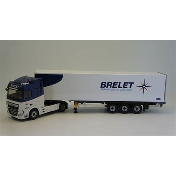 DAF XF MY 2017 Space Cab Semi Transports Brelet