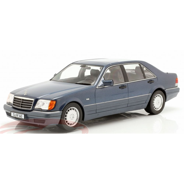 Mercedes Benz S500 (W140) Baujahr 1994-98 Blue/Grey