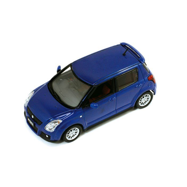 Suzuki Swift Sport 2007 - Kashmir Blue Met
