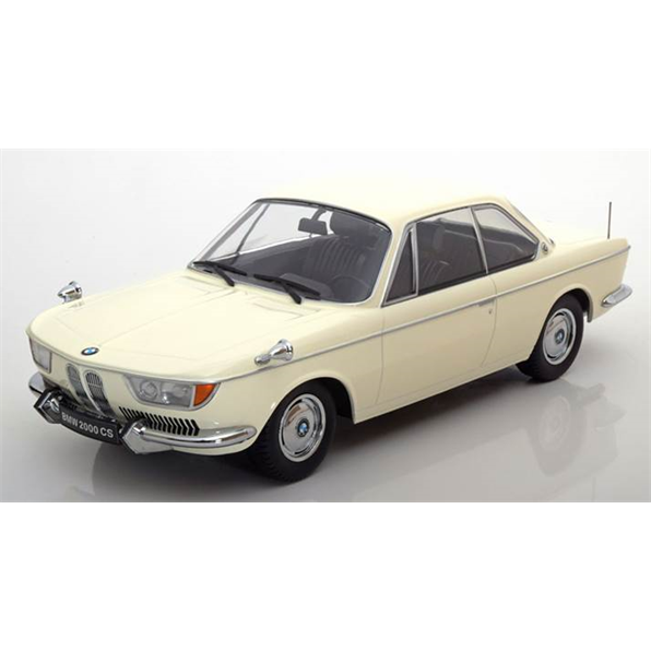 BMW 2000 CS 1965 cream