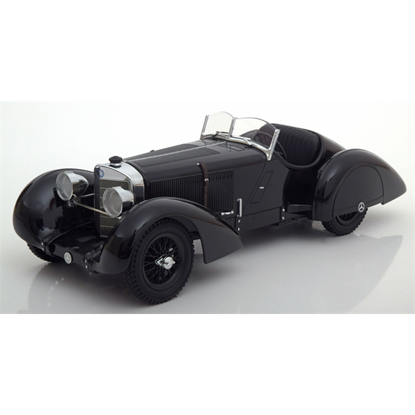 Mercedes SSK Count Trossi 'Black Prince' 1930
