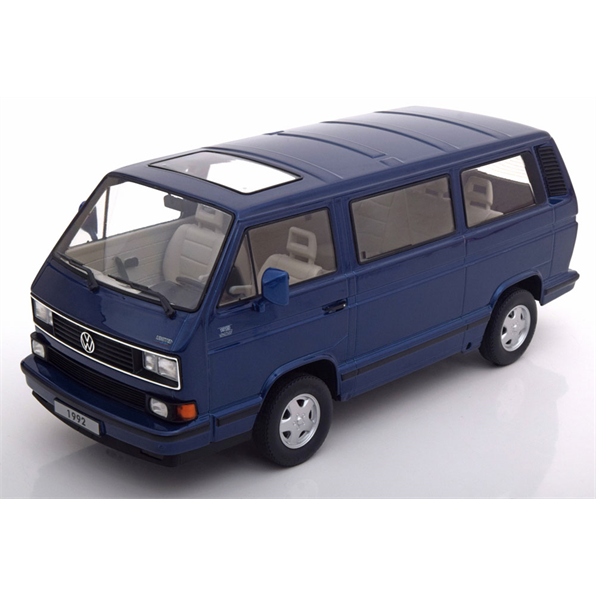 VW Bus T3 Limited Last Edition 1992 blue
