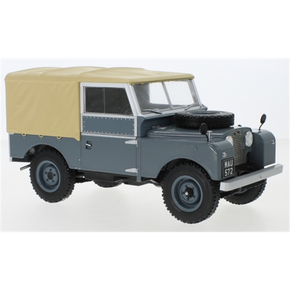 Land Rover Series I -  Dark Grey - Closed