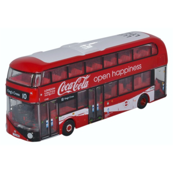 New Routemaster London United/Coca Cola