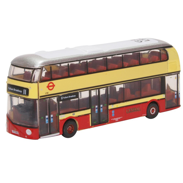 New Routemaster LT50 General