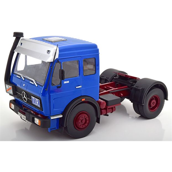Mercedes NG 1632 1973 Blue/Dark Red (1500 pcs)