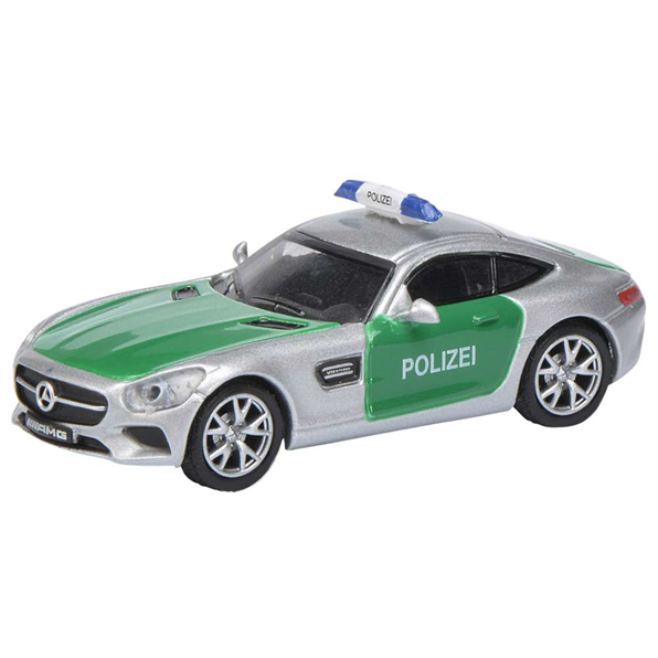 MB AMG GT S Police