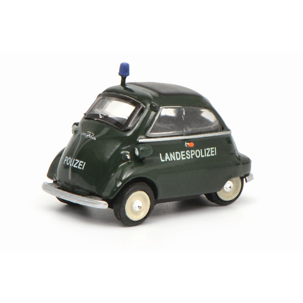 BMW Isetta National Police
