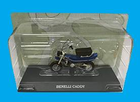 Mag - Scooters Collection - 1:18 Scale 50cc Mopeds, (by Leo Models)