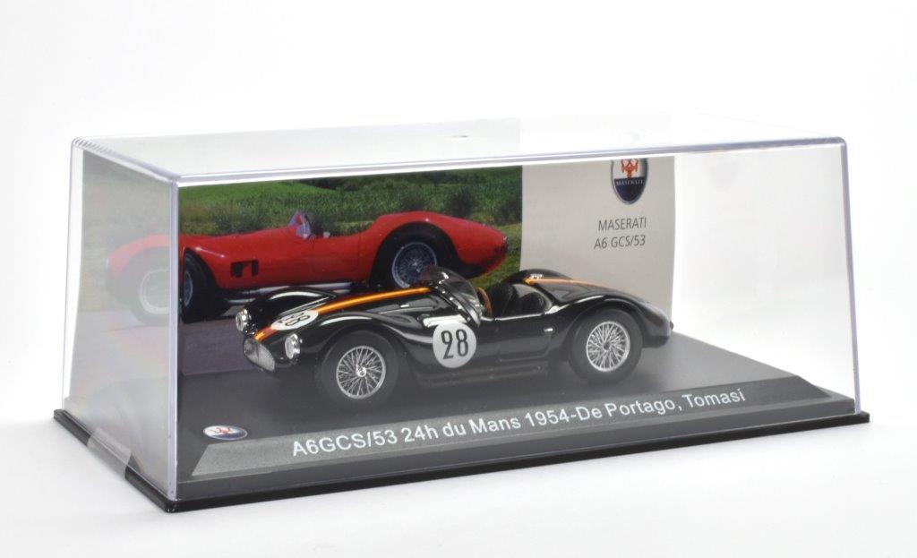 1//43 Nuevo Maserati A6GCS//53 24h du Mans 1954 168 de Portago Tomasi